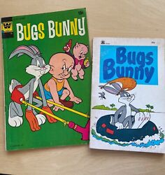 Bugs Bunny Comic Books 142 And Paperback