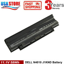 Battery J1KND For DELL Inspiron 3520 3420 M5030 N5110 N5050 N4010 N7110 Laptop $13.99