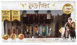 Harry Potter Hogwartand039s Great Hall Deluxe Mini Play Set New Great Gift