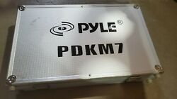 Pyle Pdkm7 Dynamic Cable Professional Microphone 14 China Cymbal Mapex Snare