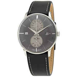 Junghans Automatic Sunray Anthracite Grey Dial Menand039s Watch 027/4567.01