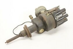 Original 1960and039s Dodge Plymouth Dual Point Tach Drive Distributor Ibs-1014-a Hemi