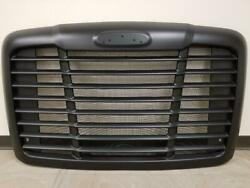 Fits Freightliner Cascadia 2008 - 2017 Front Grille Grill All Black W/ Bugscreen