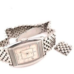 Bedat And Co No. 7 708 Unisex Stainless Steel Watch Lp9002081