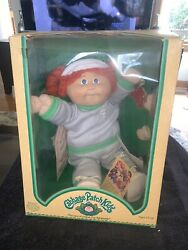 1983 Cabbage Patch W/official Xavier Roberts Sig - All Original Docs- Very Rare