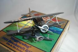 1/38 Ertl Wings Of Texaco Staggerwing Beechcraft D17s 12th I Series 1993 Rarity