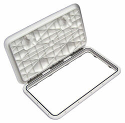New Innovative Product Solutions 520-305 13 X 23 Polar White Boat Deck Hatch