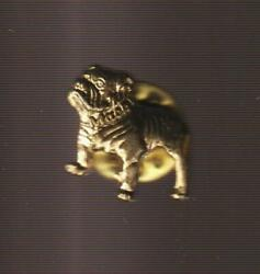 Mack Trucks Bulldog Pin Pinback Good