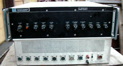 Wj 1240 Microwave Receiving System Pp-155 Power Supply Unit, Reduced