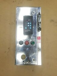 Load Controls Pmp-25-tp Square D 8536sco3 Size 1 Starter In Stainless Disconnect