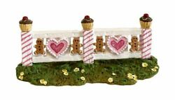 Wee Forest Folk Special Candy Fence Event Wff Sold Out