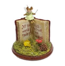 Wee Forest Folk Special Color Tinker Bell From Peter Pan Marquee Sold Out
