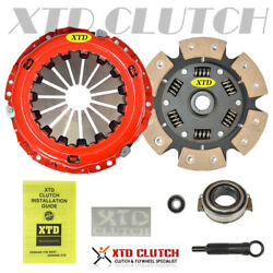 STAGE 3 CERAMIC CLUTCH KIT FITS FOR 1993 2004 TOYOTA COROLLA 1.8L 4CYL $71.85