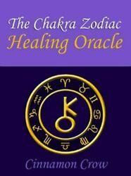 Chakra Zodiac Healing Oracle. Brand New Discontinued. Collector's Piece