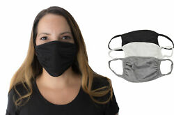 Washable Face Mask Made in the USA with Filter Pocket in Rear Reusable