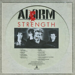 The Alarm – Strength 1985 Irs. Records – Mirfp 1004 Vinyl Picture Disc New
