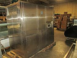 Middleby Marshall H.d. Commercial 208v 3ph Electric Rotary Bakery/pizza Oven