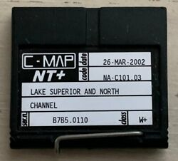 C-map Nt M-na- C101.01 03 26 2002 Lake Superior And North Channel Fp Furuno