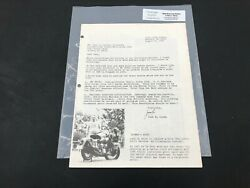 Indian Motorcycle Marines Photo Parts Book Scout Chief Manual Rider List P59