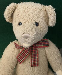Timeless Collectibles - Gund Teddy Bear 17 Plush Poseable Made Only For Target