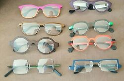 Lot of Theo and Anne et Valentin eyewear  and  sunglasses 27 units
