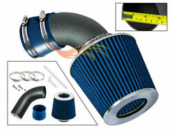 Xyz Blue Air Intake Kit +filter For 97-00 Bmw E39 528i And 01-03 Bmw 525i 530i