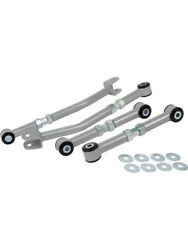 Whiteline Rear Control Arm Lower Front And Re… Arm For Subaru Liberty Bg7 Kta124