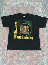 Vintage 1992 Extreme III Sides To Every Story Shirt Single Stitch
