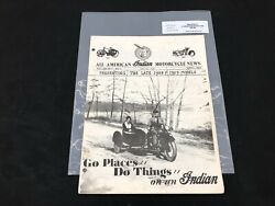 Indian Motorcycle News Chief Scout April 1983 Parts Book Manual P209