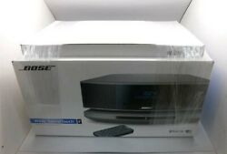 Bose Wave Soundtouch Music System Iv Open Box Cd Player Silver Ac100v From Japan