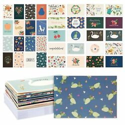 36 Assorted All Occasion Greeting Birthday Congratulation Thank You Cards 4x6