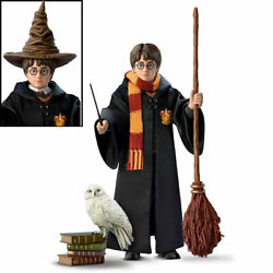 Harry Potter Year One Portrait 3d Resin Figure Hogwarts Removable Hat And Scarf