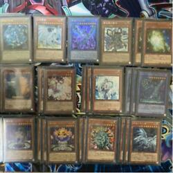 Super Rare Yu Gi Oh Trading Card Game Deck For Play Blueeyes White Dragon 521/mn