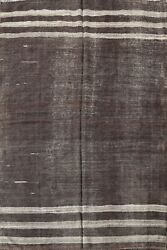 Antique Traditional Tribal Turkish Hand-woven Reversible Oriental Area Rug 8x12