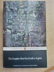 The Complete Dead Sea Scrolls In English By Penguin Books Ltd Paperback, 2011