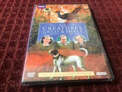 All Creatures Great And Small - Series Two Set Dvd 2010 4-disc Set New