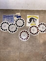 View-master B362, Winnie The Pooh And The Honey Tree, Tweety And Sylvester X6