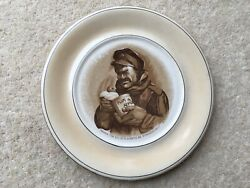 Cww1 1917 Vintage Grimwades Old Bill Bainfather China Plate
