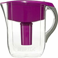 Brita Large 10 Cup Water Filter Pitcher with 1 Standard Filter BPA Free –