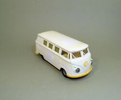 Vintage Old Ambulance Volkswagen Vw T1 Bus Van Toy Car Hungary 1970and039s