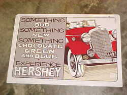 6 Different 1993 - 2008 Aaca Hershey Pa Show Car Motorcycle Auto Signs Old Sign