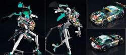 Good Small Racing Miku Gt Project 2014 Geartribe Action Figure 4571368445483