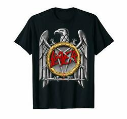 Gm- Slayer Silver Eagle Graphic TShirts Gift Tee size M-3XL US Men's Shirt Trend $8.99