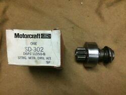 1969-1982 Ford And Mercury W/ 351 Cleveland And Detomaso Pantera New Starter Drive