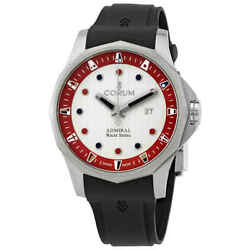 Corum Admiraland039s Cup Racer Automatic White Dial Menand039s Watch A411/04102