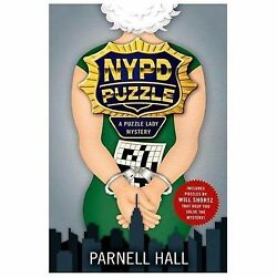 Nypd Puzzle A Puzzle Lady Mystery Puzzle Lady Mysteries By Hall Parnell