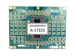 Nikon 4s008-670-1 Afsnsx8a-main Board Pcb Nsr-620d Immersion System Working