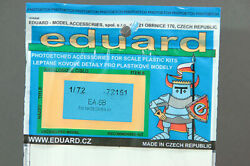 Eduard 72151 172 Ea-6B Etching Parts For Prowler