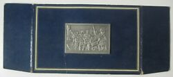 Franklin Mint Bicentennial History Of The United States 68 Pewter Ingot