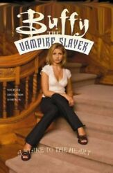 Buffy The Vampire Slayer Stake To The Heart By Brian Horton Paperback Book The